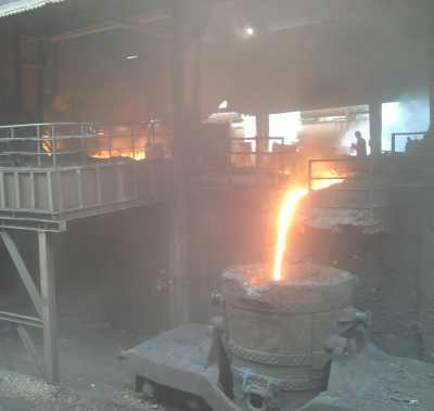 Steel Foundry Blast Furnace dust collector